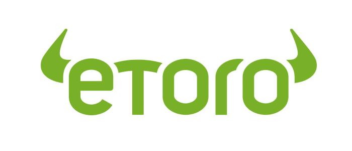 eToro logo, logotype