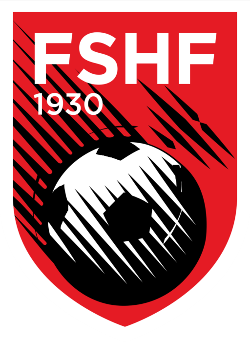 Albania national football team logo (FSHF)
