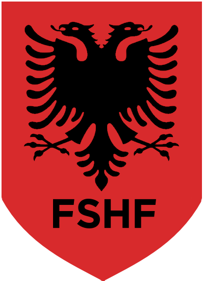 Albania national football team logo, crest