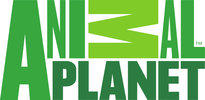 Animal Planet channel logo, green