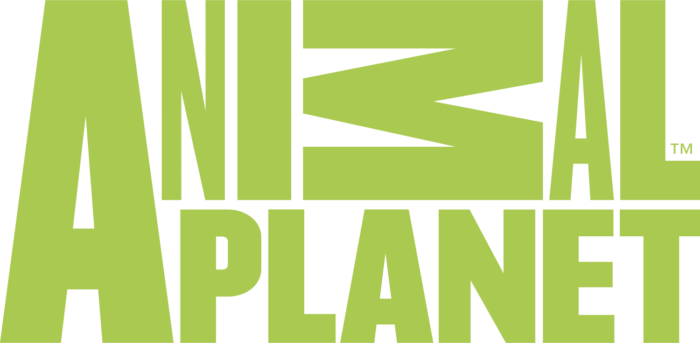 Animal Planet logo, green