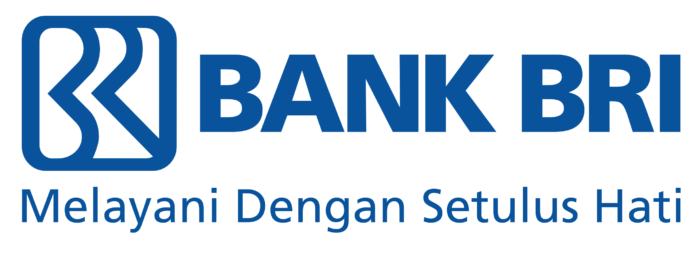 Bank BRI logo (Bank Rakyat Indonesia)
