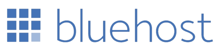 Bluehost logo (bluehost.com)