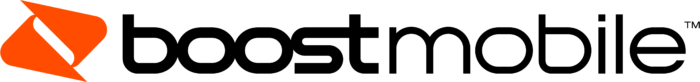 Boost Mobile logo, wordmark