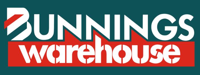 Bunnings Warehouse logo (background)