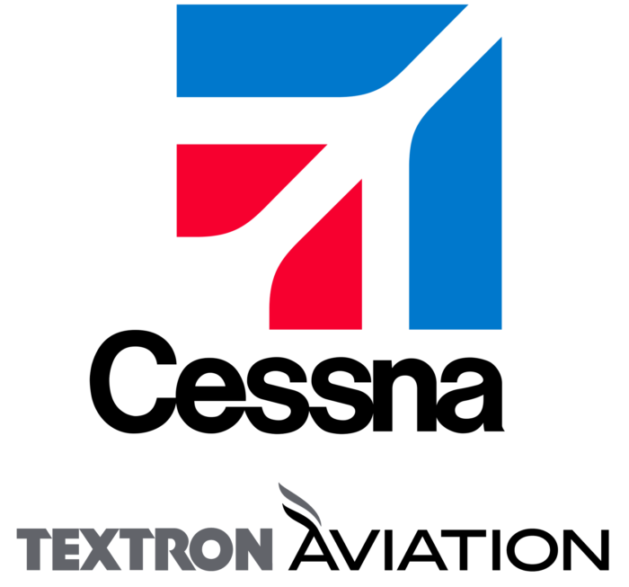 Cessna logo - Textron Aviation