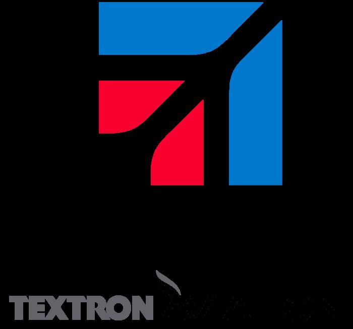 Cessna logo - Textron Aviation