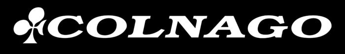 Colnago logo, black