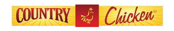 Country Chicken logo, horizontal