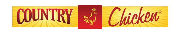 Country Chicken logo, horizontal