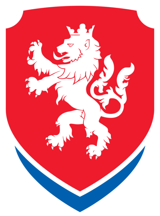 Czech national football team logo