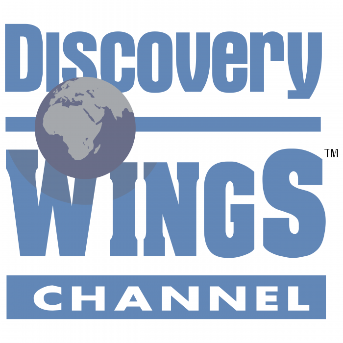 Discovery Channel logo wings