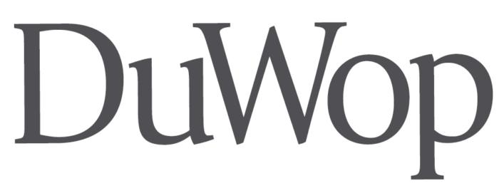 DuWop logo
