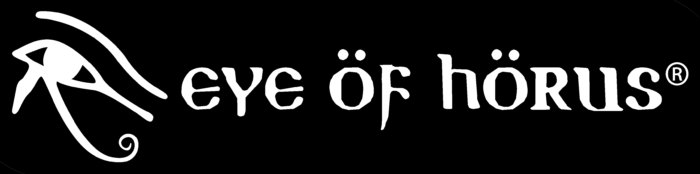 Eye Of Horus logo, black