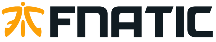 Fnatic logo, horizontal