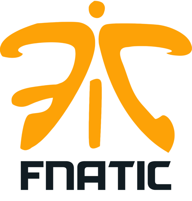 Fnatic logo, wordmark