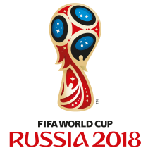 Football World Cup Russia 2018 logo