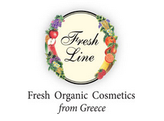 Fresh Line logo (Fresh Organic Cosmetics from Greece)