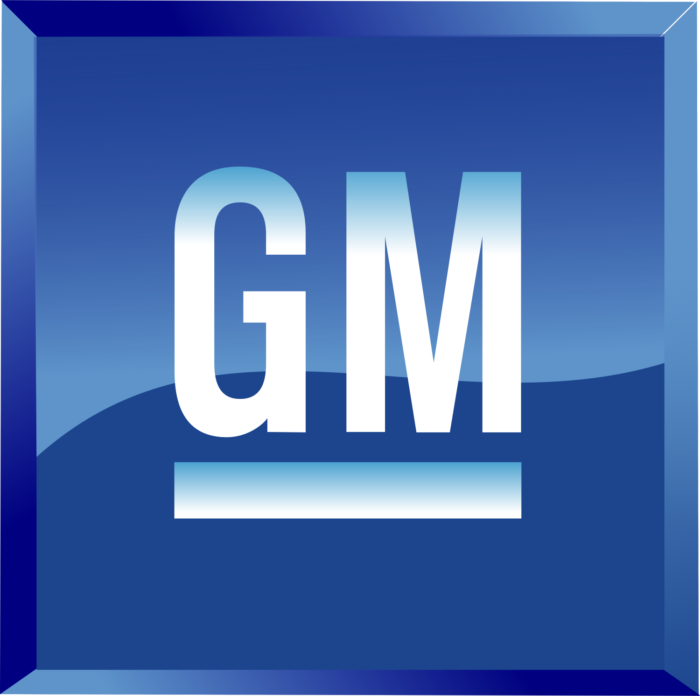 GM, General Motors logo, emblem, logotype