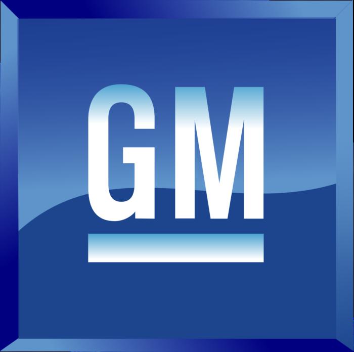 GM, General Motors logo, emblem, logotype