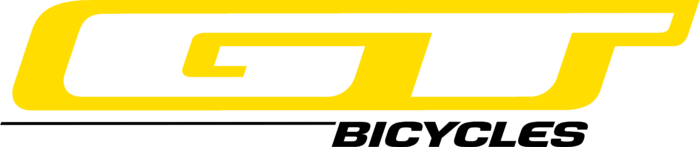 GT Bicycles logo, yellow