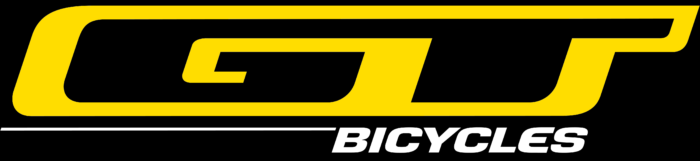 GT Bicycles logo, yellow-black