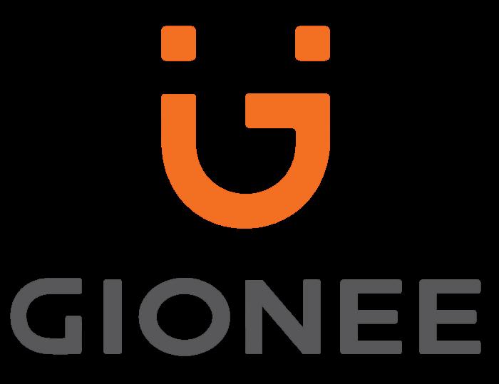 Gionee logo, logotype, emblem