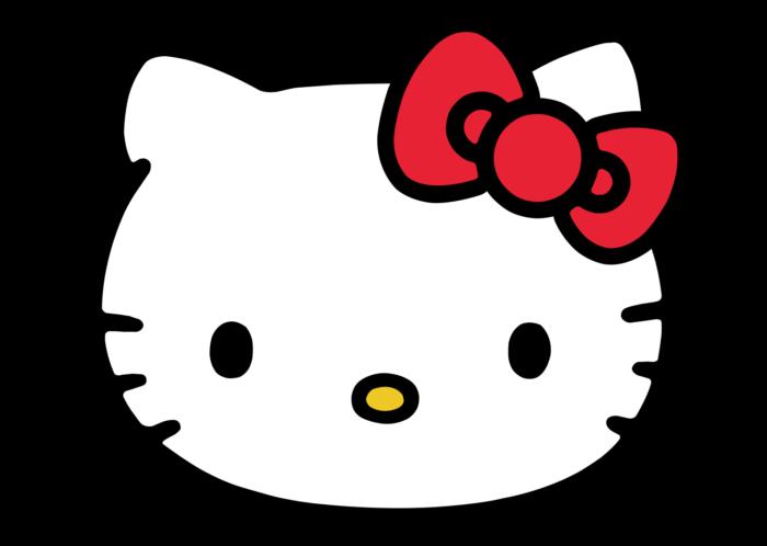 Hello Kitty logo, muzzle