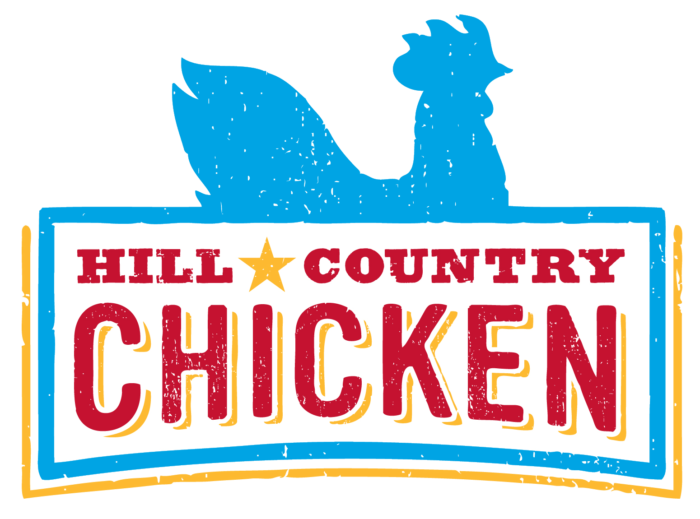 Hill Country Chicken logo, logotype