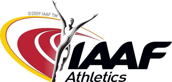 IAAF logo (IAAF Athletics)