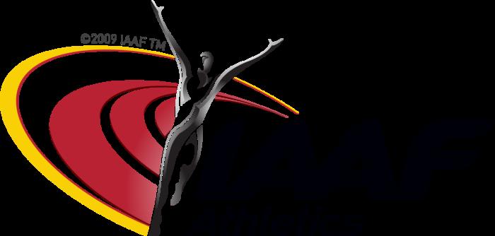 IAAF logo (IAAF Athletics)