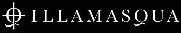 Illamasqua logo, black