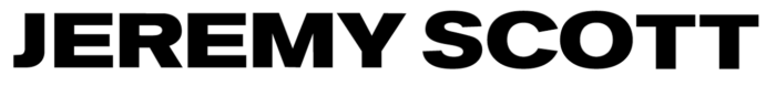 Jeremy Scott logo, wordmark