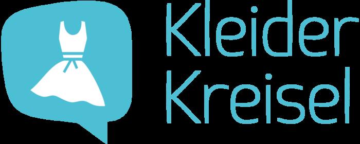 Kleiderkreisel logo, blue (Kleider Kreisel)