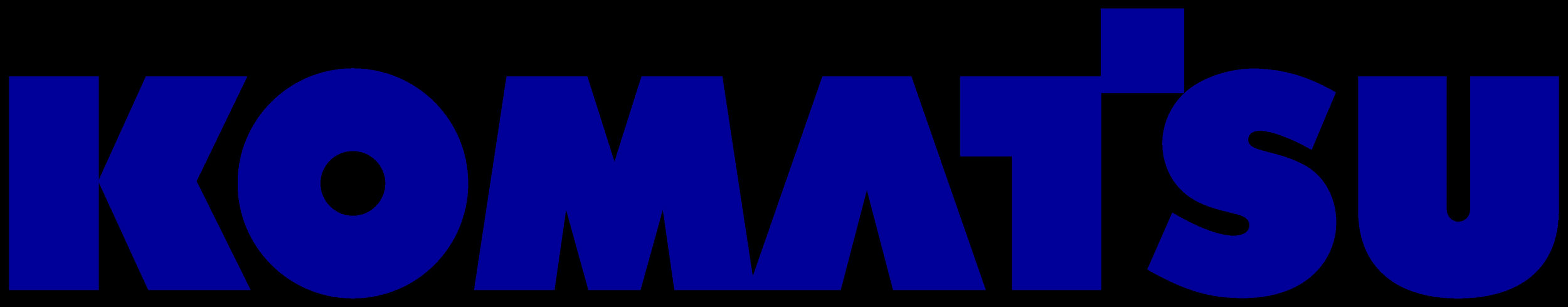 Komatsu Logos Download