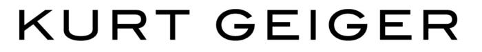 Kurt Geiger logo, wordmark