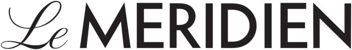 Le Méridien logo, white bg