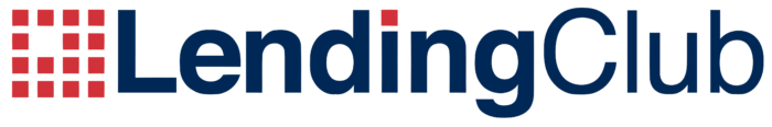Lending Club logo, white background