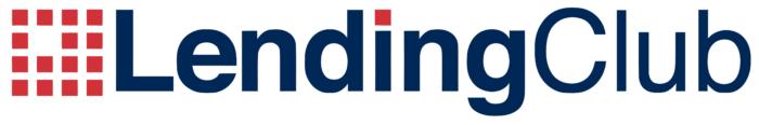 Lending Club logo, white background