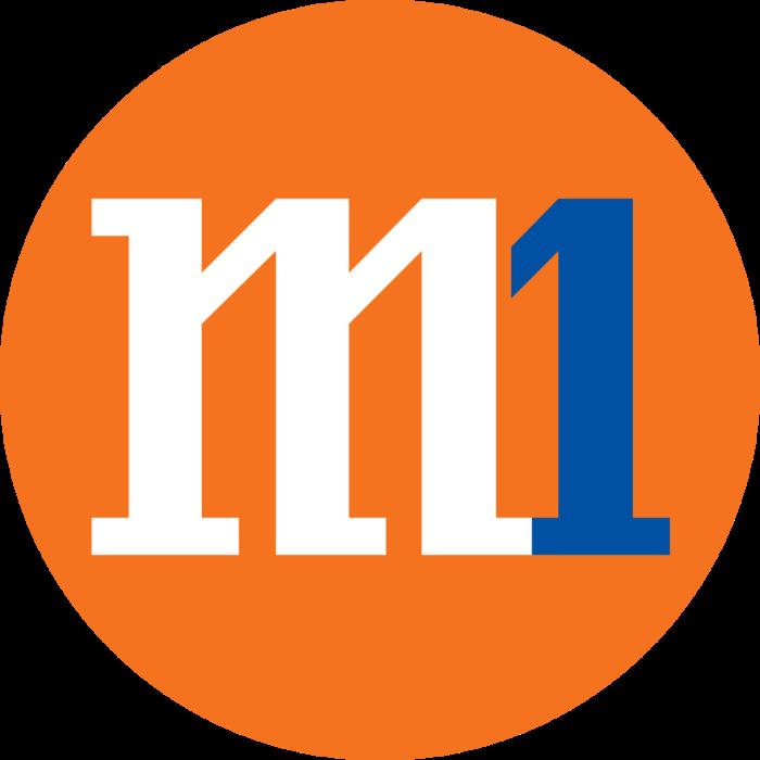 M1 logo (Singapore)