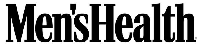 Men's Health logo, black