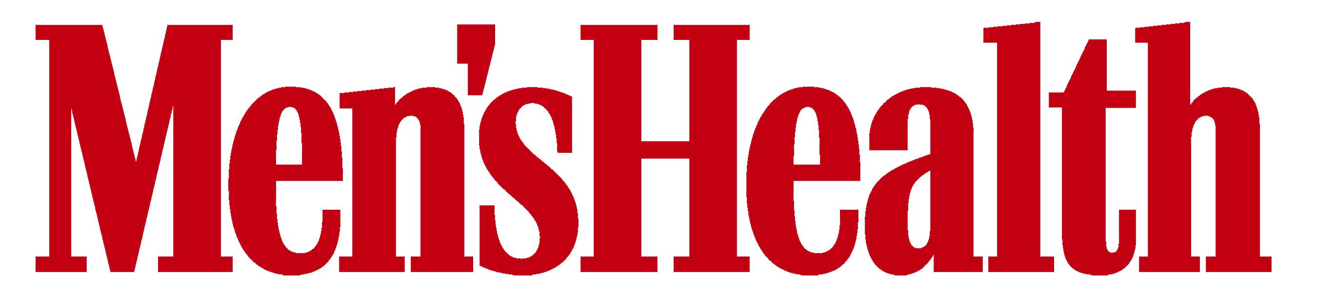 Resultado de imagen de men's health logo