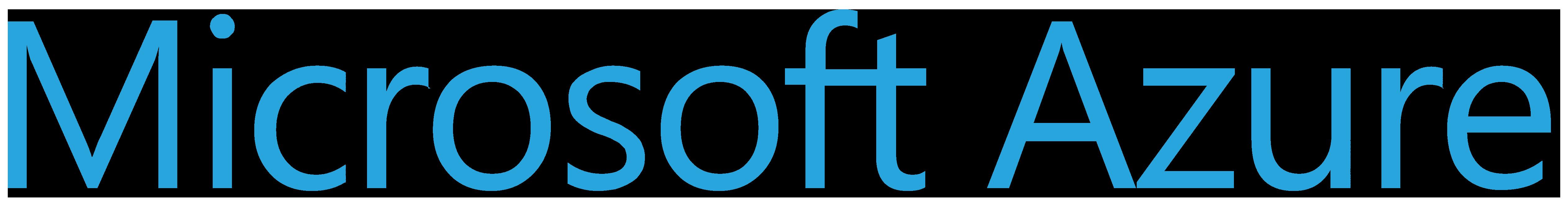 Microsoft Azure – Logos Download