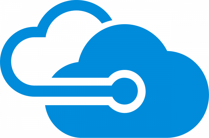 Microsoft logo azure