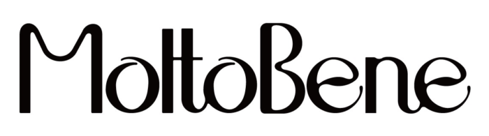Moltobene logo, black