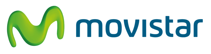 Movistar logo, logotipo