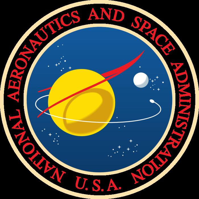 NASA seal symbol Logo 1992