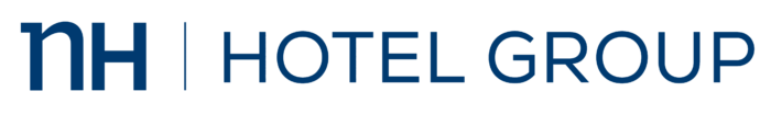 NH Hotel Group logo, blue
