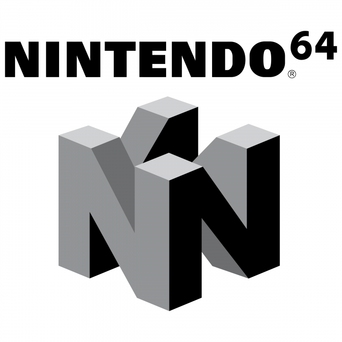 Nintendo logo 64