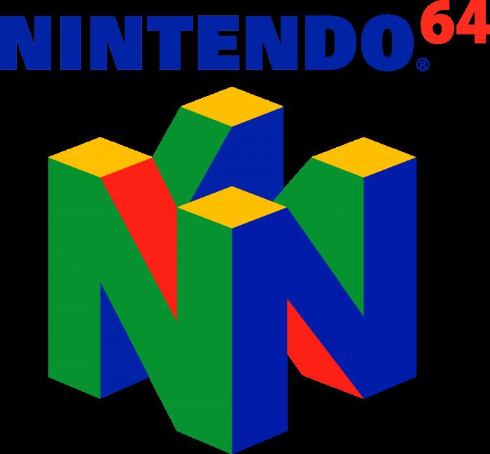 Nintendo logo 64 bright